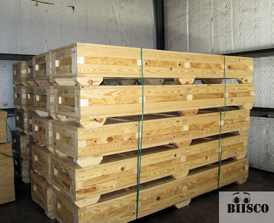 BIISCO CUSTOM CRATE